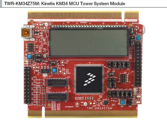 TWR-KM34Z75M, NXP SEMICONDUCTORS